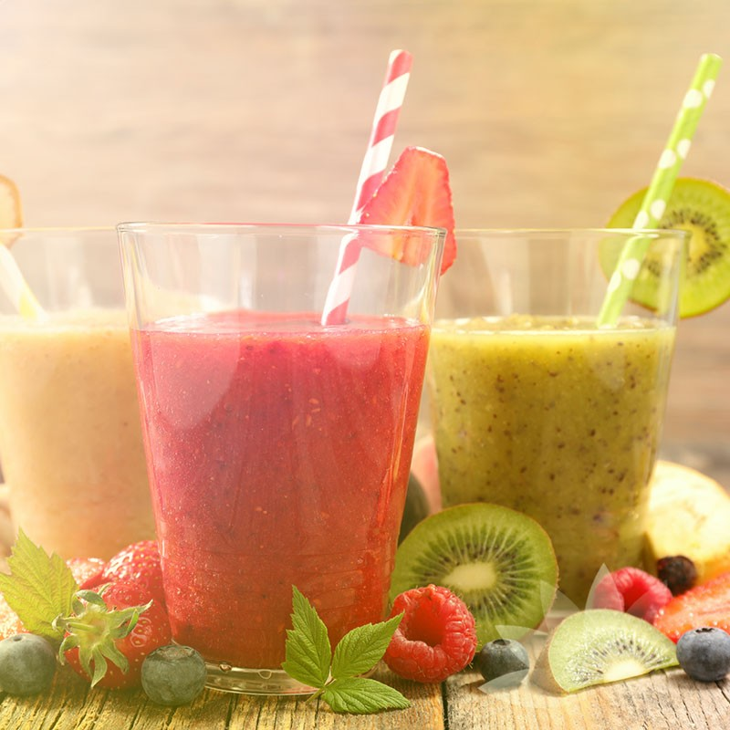animation seminaire : bar a smoothies