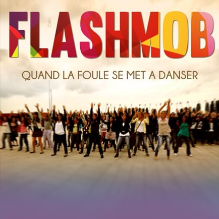 flash mob visuel