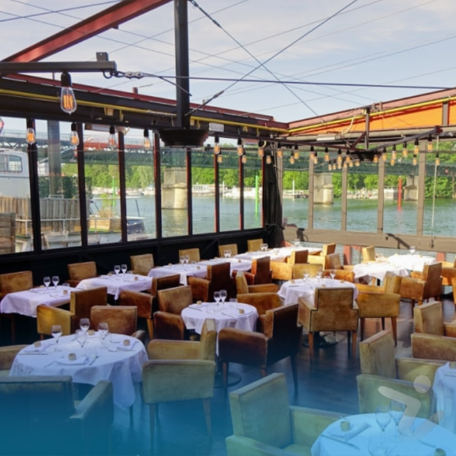 Terrasse design pour vos team building